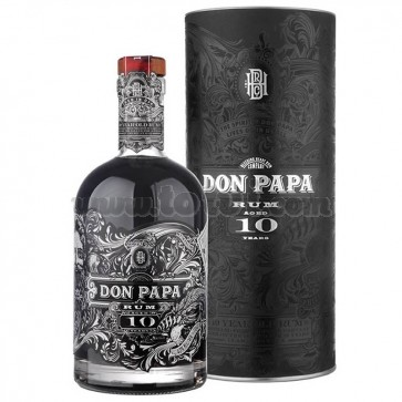 Ron Don Papa 10 Años - Wky Regal, SL