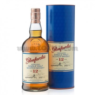 Glenfarclas Single Malt 12 anys