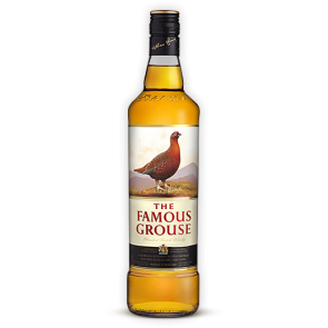 Whisky The Famous Grouse