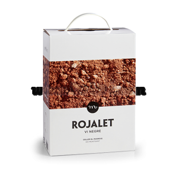 Bag in Box Rojalet Jove 3lts - Celler Masroig