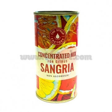 Concentrat per Sangria The Syrup Factory