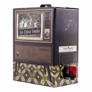 Bag in Box Caixa Tonta Pascona 3lts