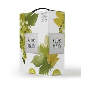 Bag in Box Flor de Maig Blanc 3lts